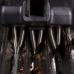 Щетка для гриля Broil King Baron со сменной насадкой пружинная