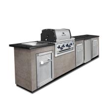 Модульная кухня Broil King с газовым грилем Imperial 490 BI (без отделки и столешницы)