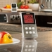 Цифровой термометр, с щупом для мяса на гибком проводе Maverick housewares