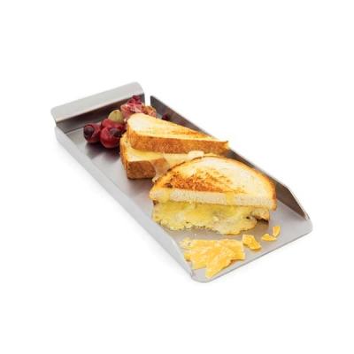 Сковородка прямоугольная, для приготовления на гриле, стальная, 37 х 17 см Broil King