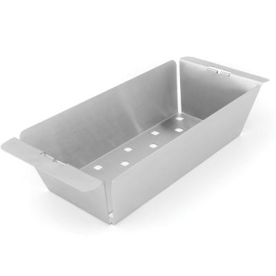 Корзина для копчения глубокая, стальная, 36 х 16 х 8 см Broil King