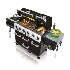 Газовый Гриль Broil King Imperial XLS LED BLACK