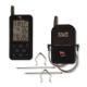 Двухблоковый дистанционный термометр для мяса (Чёрный) MAVERICK HOUSEWARES